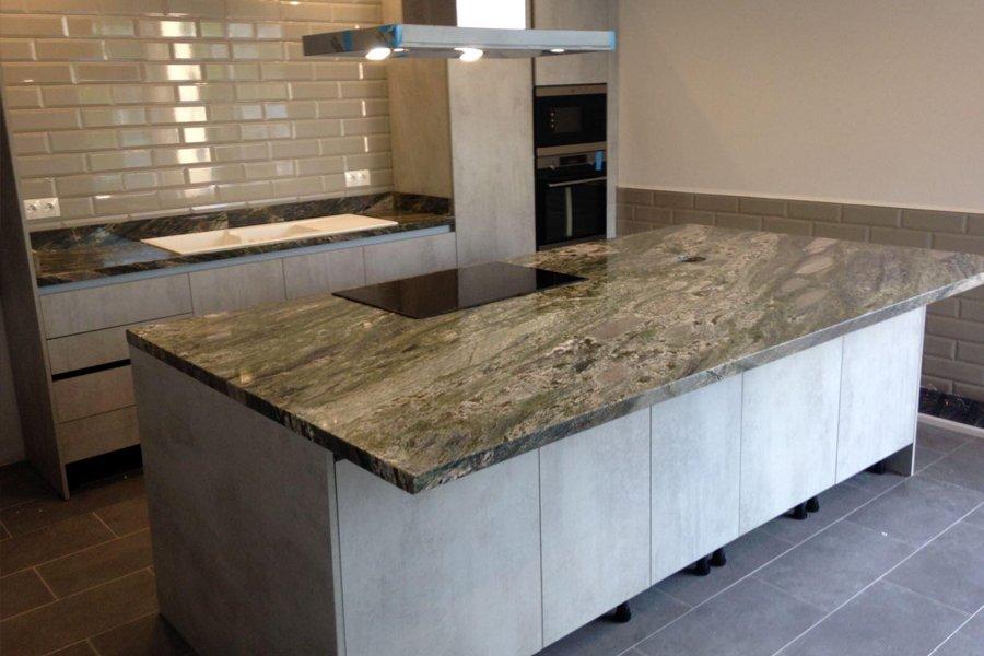 M rmoles vallejo marmolista en m laga silestone granito for Silestone malaga